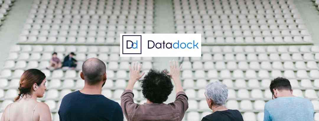 Datadock (Ouvert depuis le 1<sup>er</sup> janvier 2017) permet aux financeurs de formations professionnelles de vérifier la conformité des organismes de formation aux critères qualité définis par la Loi.