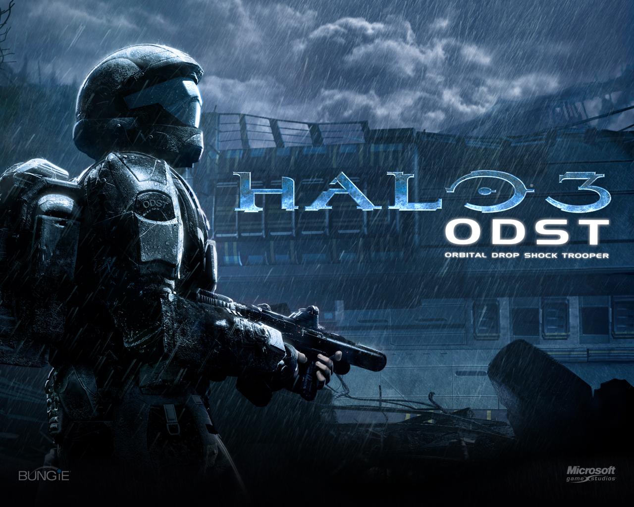Poster do filme Halo 3: ODST - O Filme