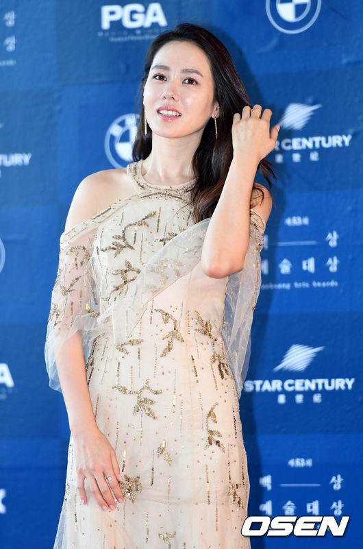 [사진]손예진, '여전한 여신 미모'
