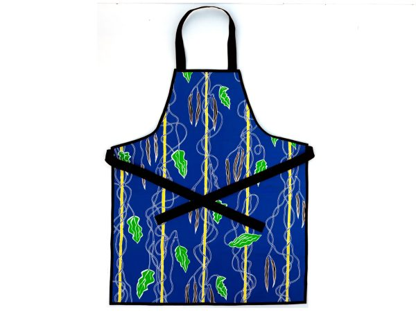 full cotton apron