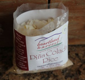 Pina Colada Rice