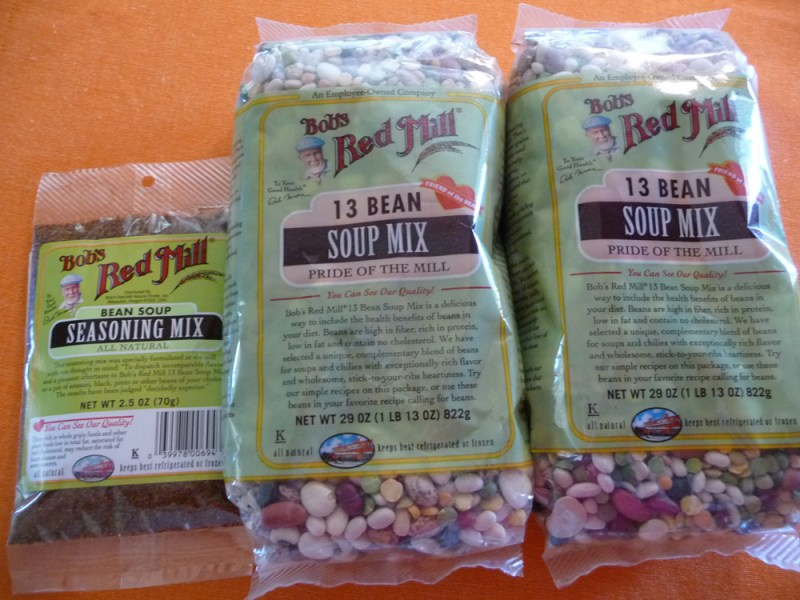 Bob's Red Mill 13 Bean Soup Mix