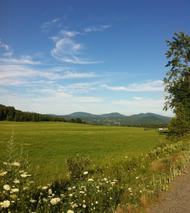 Green Mountains of Vermont
