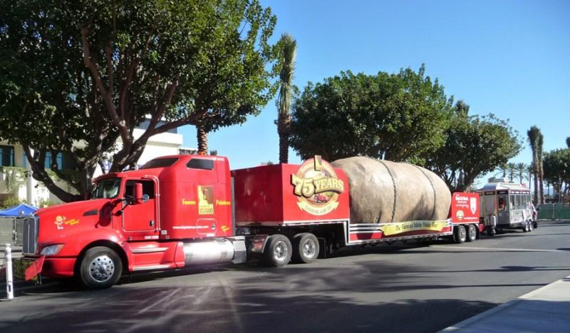 Idaho Potato Truck