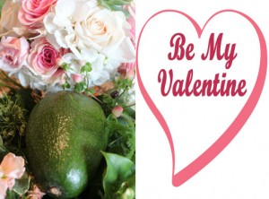 An Avocado Valentine from Mimi Avocado