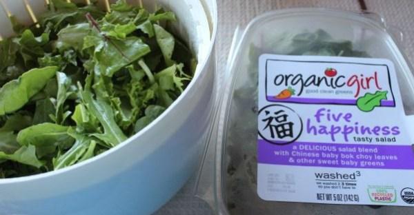 Five Happiness Tasty Salad