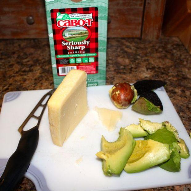 cheddar-avocado