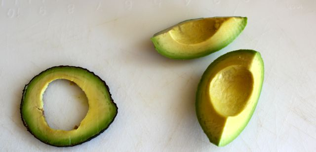 The Secret for Saving Half of an Avocado