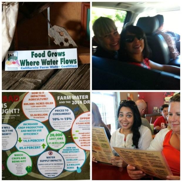 California Farm Water Coalition Farm Tour 2014
