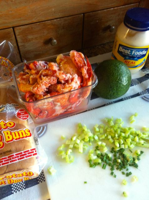 lobster-roll-ingredients
