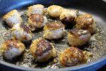scallops sautee
