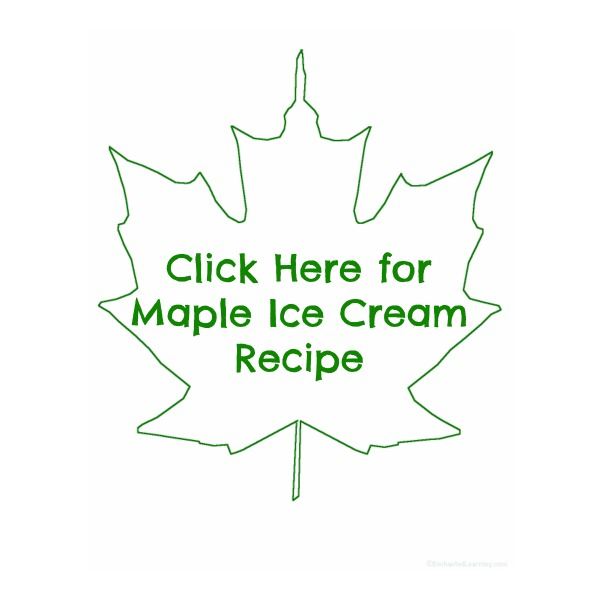 maple ice cream click here