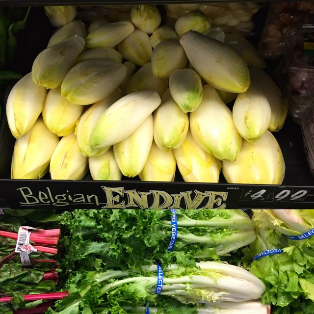 "How Do You Pronounce ""Endive""?"