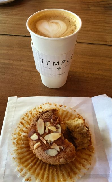 Temple Latte