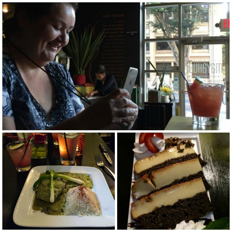 Mayahuel restaurant Sacramento