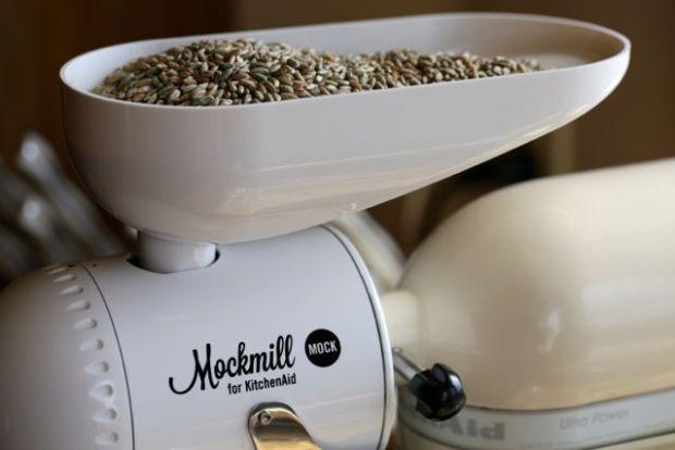 Kitchen Aid flour mill attachment