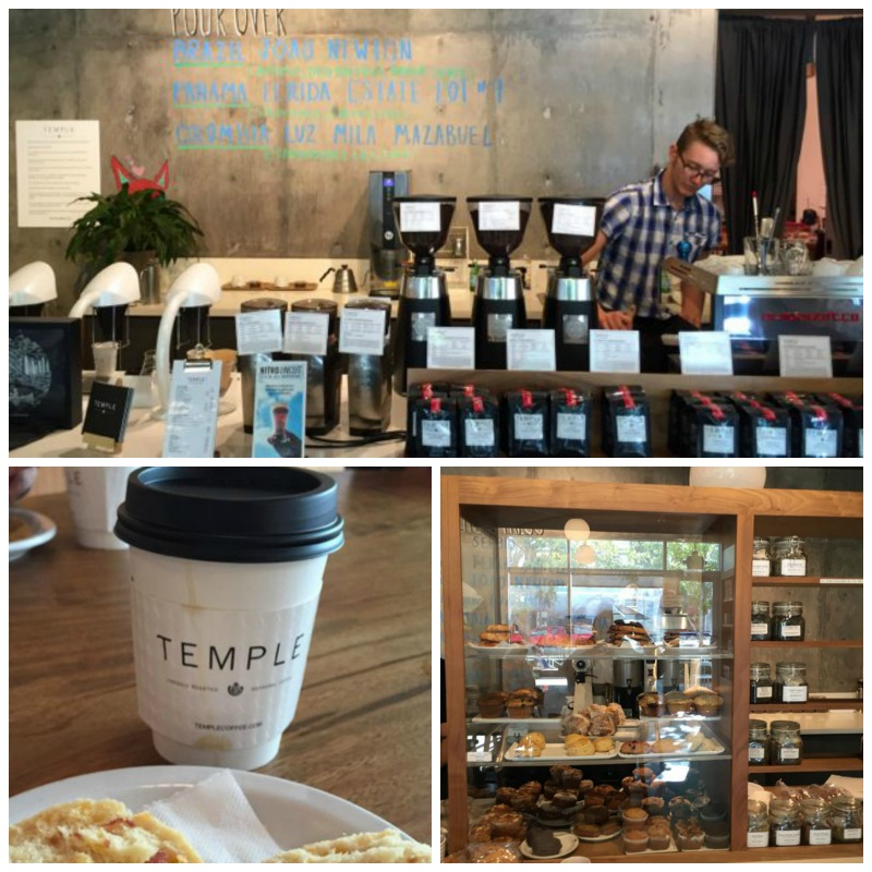 Temple Coffee Sacramento
