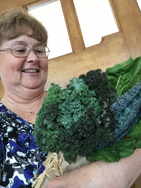 """A """"Bou-Kale"""" from San Miguel Produce"""