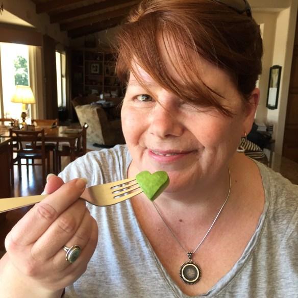 Janice loves avocado