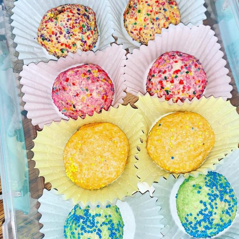 Sparkly Sugar Cookies