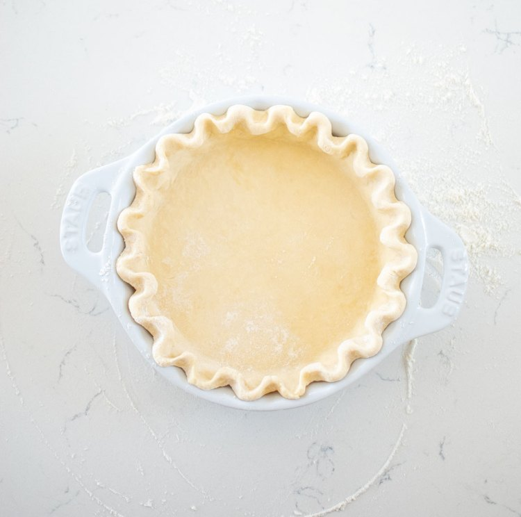 How to Make the Best Pie Crust with Butter. The best easy all butter pie crust recipe. Homemade all butter pie crust recipe. Tips and tricks for making the best all butter pie crust recipe. Simple from scratch all butter pie crust recipe, plus tips and tricks for making the best flaky pie crust at home! Easy and simple flaky pie crust recipe using all butter. The best pie crust recipe for all your holiday baking. #organicbutter #organicpie #piecrust #flakycrust #flakypiecrust #allbutterpiecrust #piecrust #pierecipe