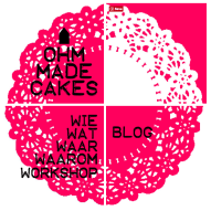 ohm made cakes site