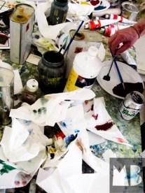mimi berlin studio visit: Ido Vunderink