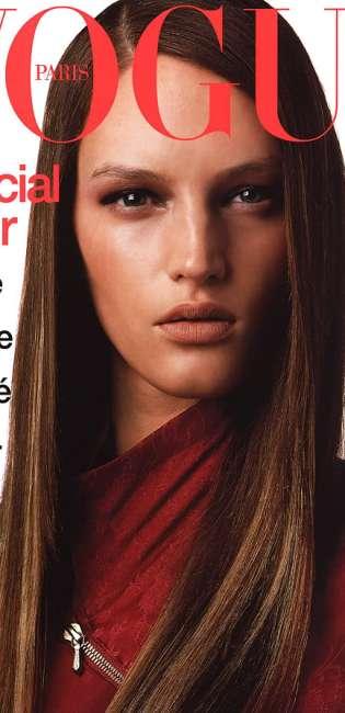 Vivien Solari by Wendelien Daan Vogue Paris September 2000