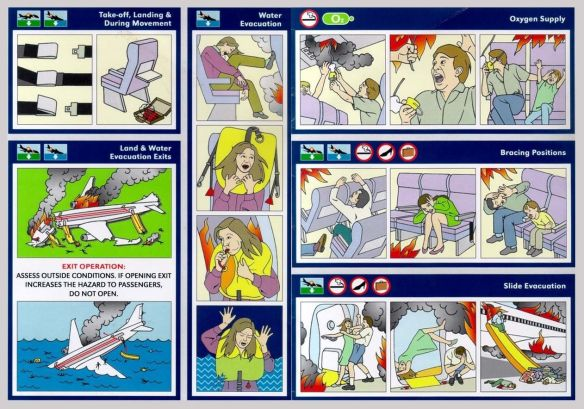 Survive-a-Plane-Crash-Instructions-by-Fight-Club