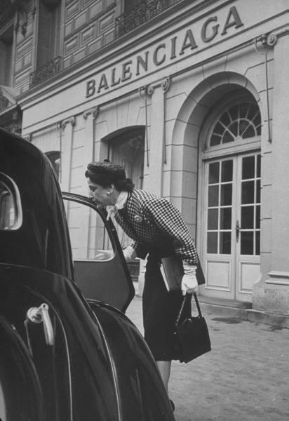 A Day in the Life of Bettina Ballard