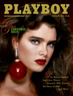 Playboy December 1986