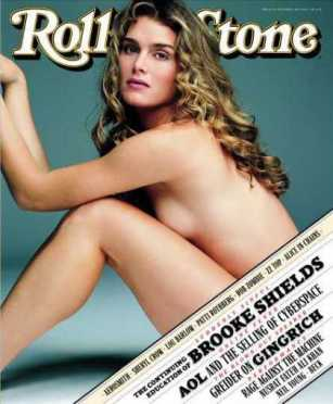 Rolling Stone magazine cover 1996