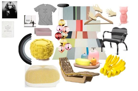 spread 1/ personality shopping: Sonia Rykiel