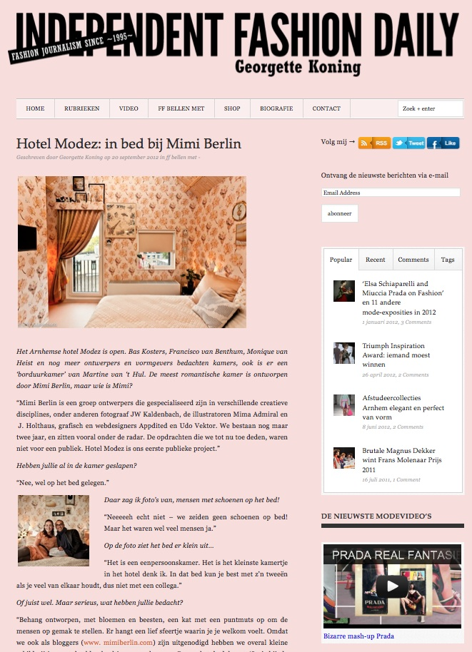 Mimi Berlin Press
