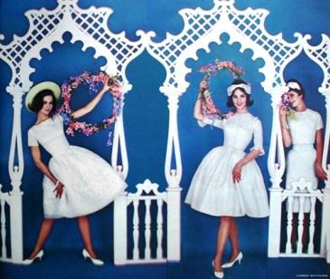 Brides by Carmen Schiavone 1961