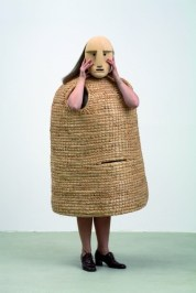 straw attire