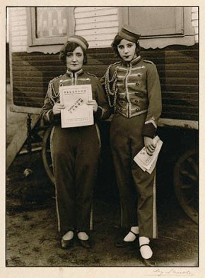 August Sander circus