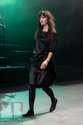 a bandmember at Atelier Maria Lux (shoes by EIJK- Amsterdam)
