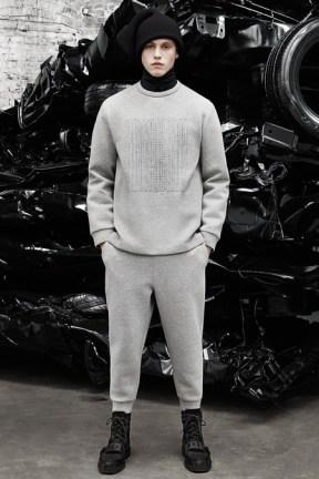 Alexander Wang: text and barcode