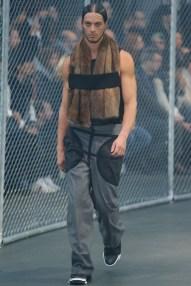 Givenchy; fur