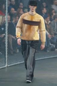 Givenchy ; fur