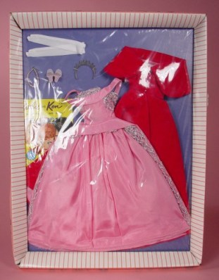 Vintage Barbie Sophisticated Lady - Outfit #993 NRFB Circa 1963, Never Removed From Box (via http://collectdolls.about.com/od/vbclothing/ig/Vintage-Barbie-Doll-Clothing/Vintage-Sophisticated-Lady.htm)