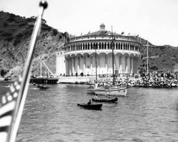 The Catalina Casino - Avalon Bay - 1929