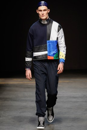 James Long: patchwork