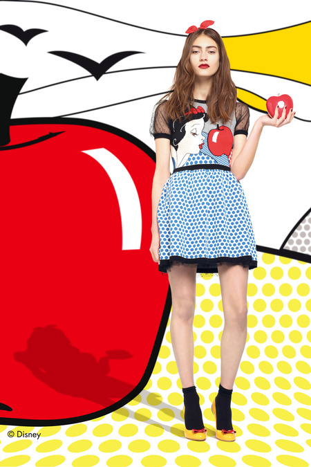 Fashion Fairy Tale F/W 2014: Snow White Officially Licensed
