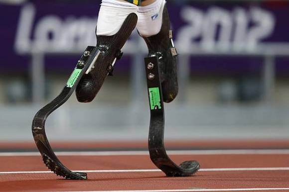 Footwear for Fall 2014 inspired by the paralympics?