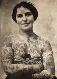 Edith Burchett 1920's