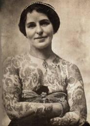 Edith Burchett 1920's