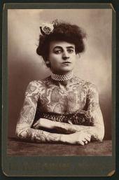 Maud Wagner 1907