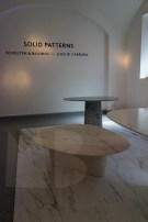 Marble tables by Scholten & Baijings